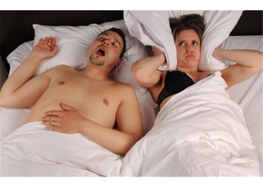 Don't Ruin Your Marriage, Use A Snoring Mouthpiece