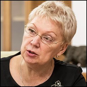 Новый министр образования России