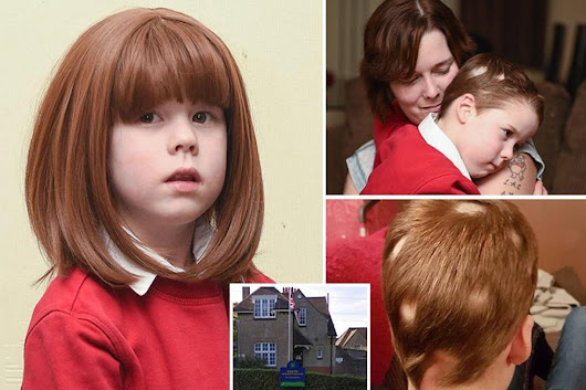 Mum's fury after school orders alopecia schoolgirl to take wig off