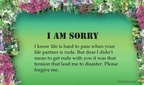 Sorry Quotes For Husband In Hindi