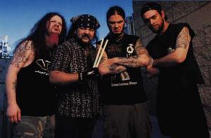 Pantera circa 1997