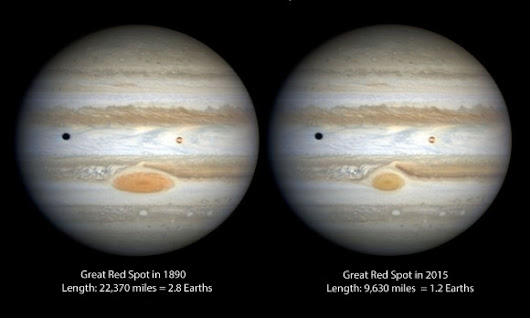 UK Amateur Recreates the Great Red Spot's Glory Days