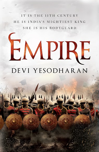 Book Review: Empire - Devi Yesodharan