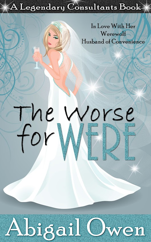 The Worse for Were by Abigail Owen #Review