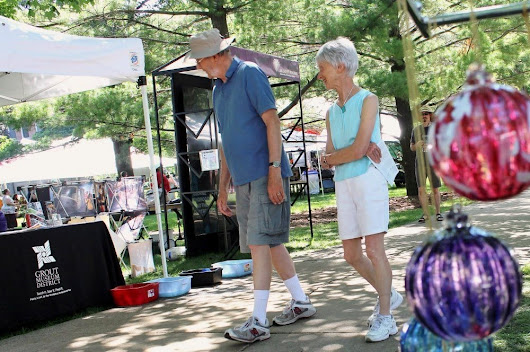 40th Annual College Hill Arts Festival - Cedar Falls Tourism & Visitors Bureau