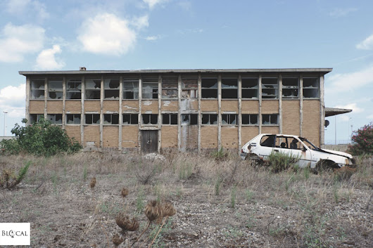 7 stunning abandoned places in Sardinia: urbex in the area of Sassari