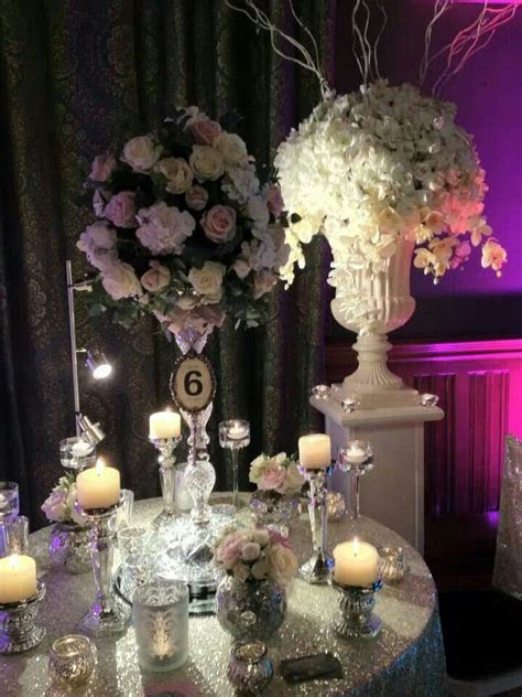 1000  images about prom centerpieces on Pinterest   Flower