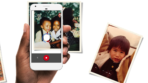 Now your photos look better than ever, even those dusty old prints Google…