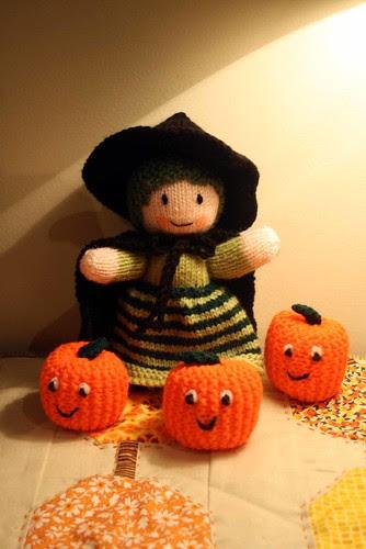 My new Autumn/Halloween decoration