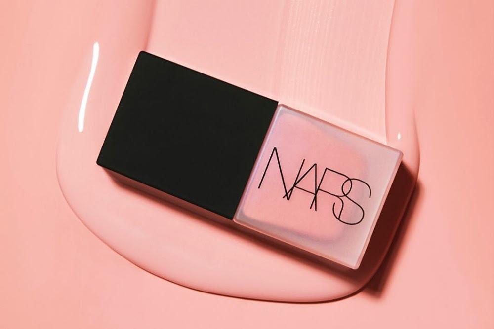 NARS Liquid Blush Swatches
