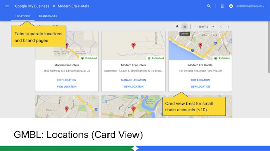Video: Tour of the New Google My Business (GMB) Dashboard - Local University