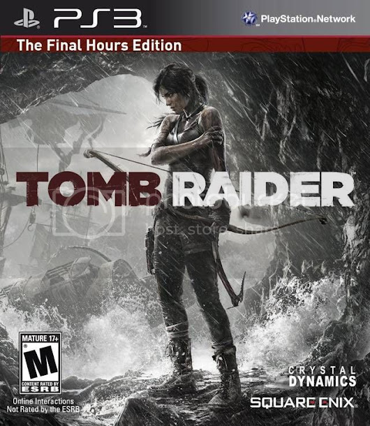 Tomb Raider - I Have No Idea if I'm Suppose to Explore Tombs or Her Wounds.