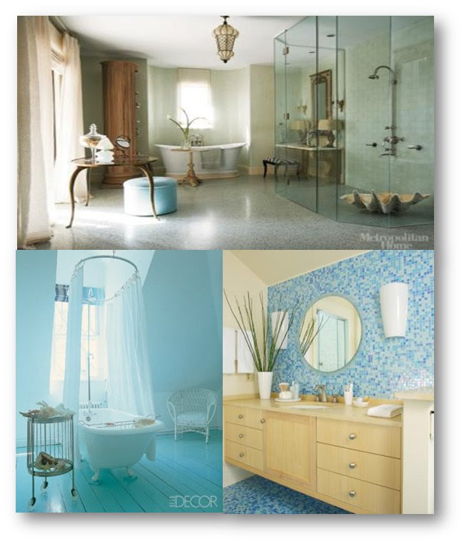 Practical Ways to Create a Beach Bathroom