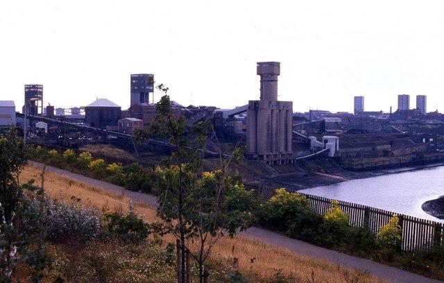 Monkwearmouth Colliery Steve Daniels Cc By Sa 2 0