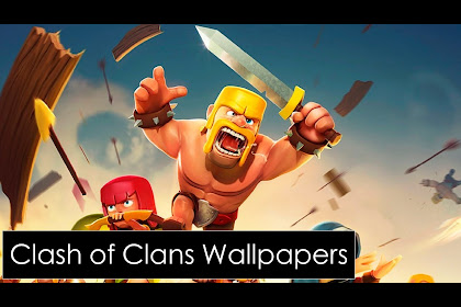 Clash Of Clans Hd Wallpaper For Pc