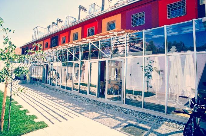Hostel Celica Art – Lubiana