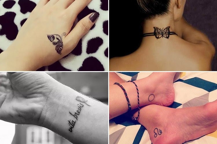133 Trending Tattoos For Girls On Wrist Hand Shoulder And More Indian Fashion Blog