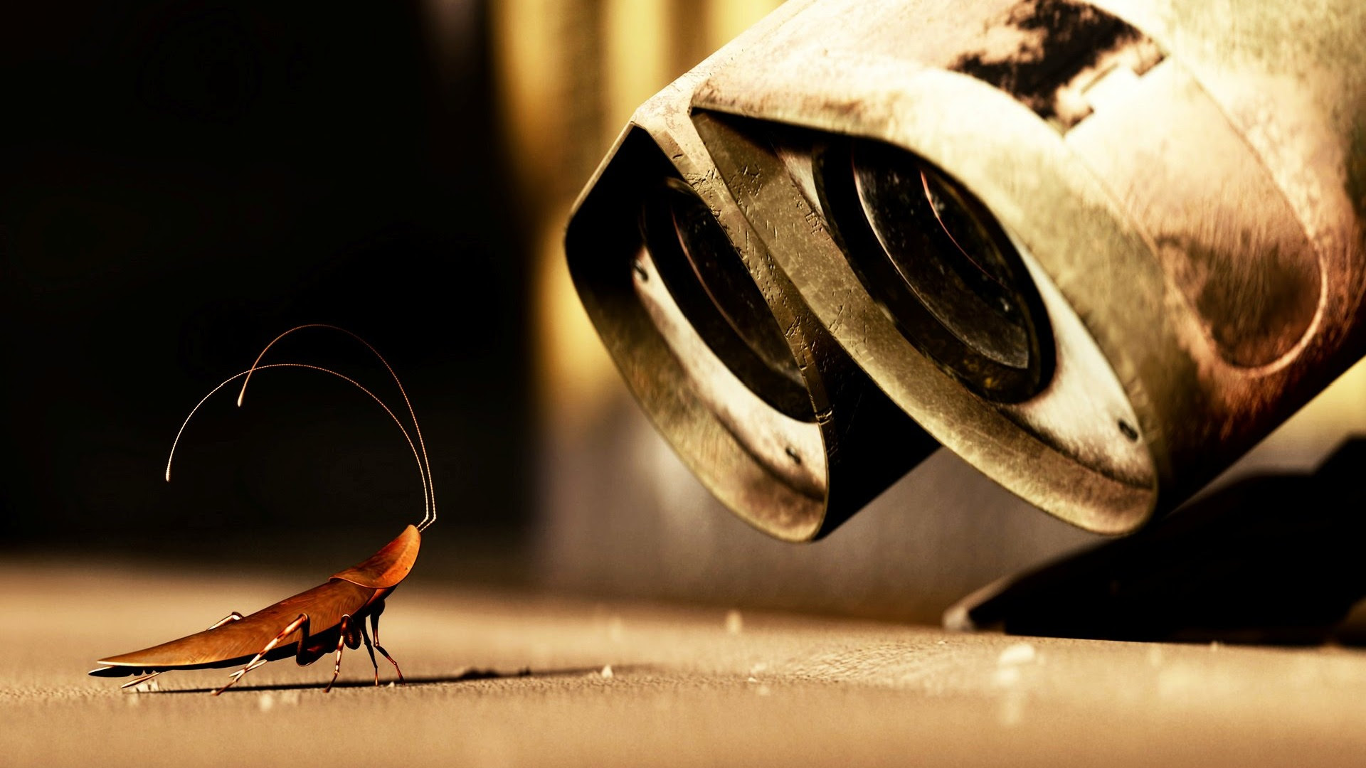 Wall E HD Wallpapers For Desktop Download