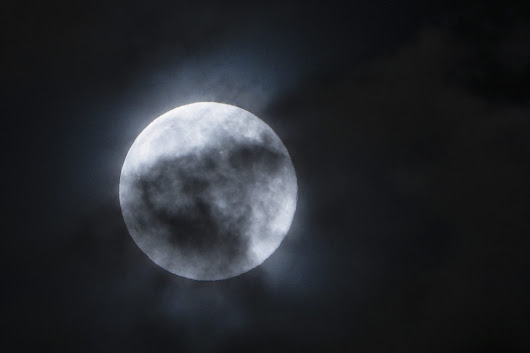 A Blue Moon Probably Isn't What You Think It Is