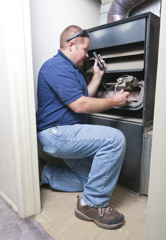 Call Furnace Repair Services for a Cracked Heat Exchanger