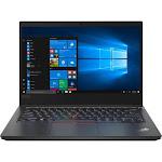 "Lenovo ThinkPad E14 20RA0052US 14"" Notebook - 1920 x 1080 - Intel Core i7 (10th Gen) i7-10510U Quad-core (4 Core) 1.80 GHz - 8 GB RAM - 500 GB HDD - B"