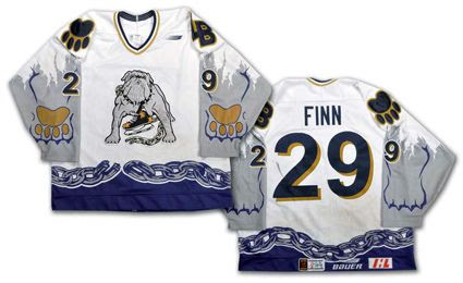 Long Beach Ice Dogs jersey