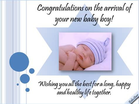 Congratulations On Your New Baby Boy. Free New Baby eCards