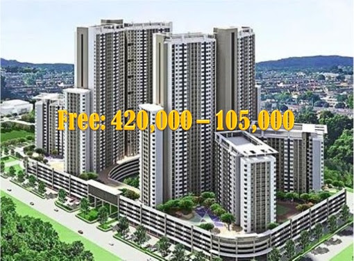 1MDB RM42 Billion - Free 420,000 - 105,000 PRIMA Houses