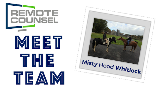 Meet the Team - Misty Whitlock