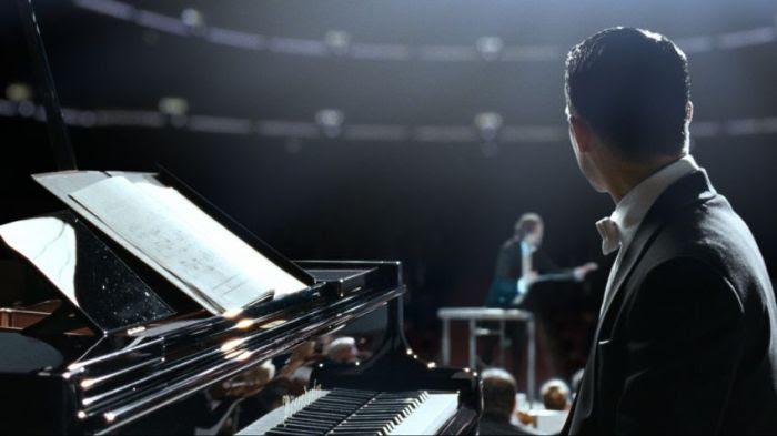 musik mengajarimu kerja keras