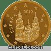 Moneda de 5 centimos de España (2a edicion)