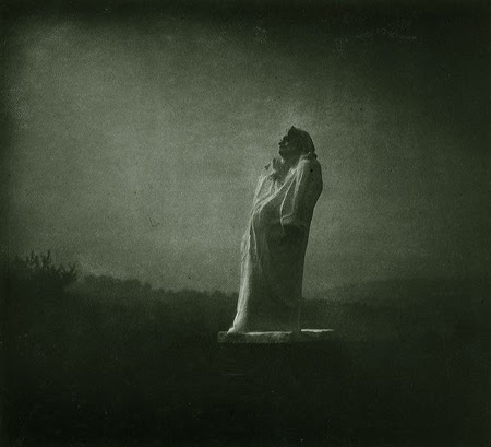 Towards the light - Midnight by E. Steichen