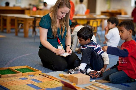 Special Needs and the Montessori Classroom | Montessori West