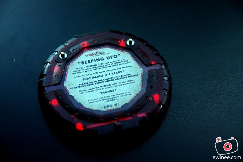 SnowFlake-beeping-UFO-beep