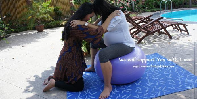 yang sangat terkenal dari seorang pakar hypnobirthing dunia yaitu Marie Mongan yaitu  Bagaimana cara hadapi rasa takut Anda saat mau melahirkan?