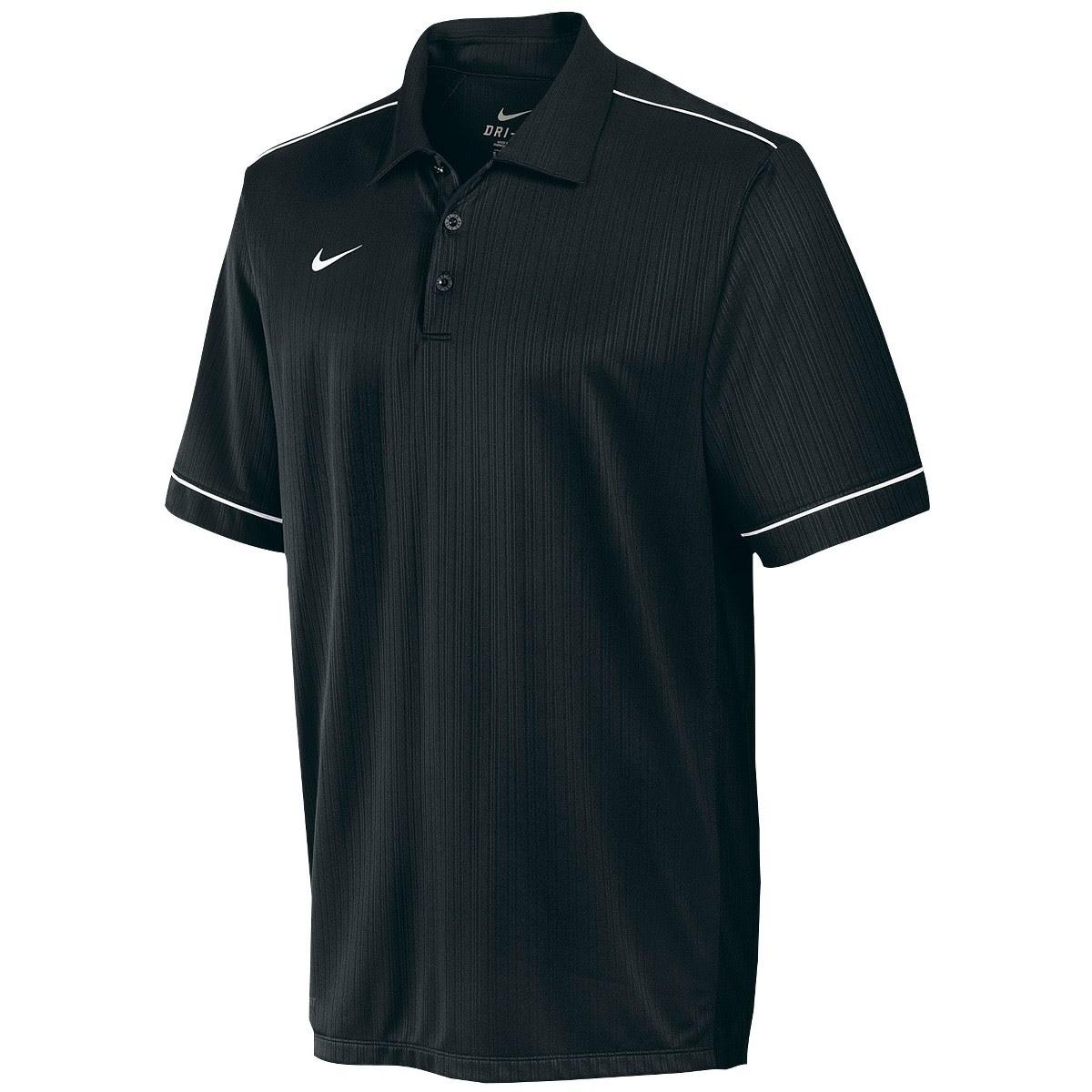 nike men's play action pass drifit golf polo shirt  ebay