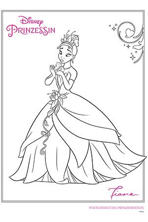 Tiana   DE Disney Prinzessinnen