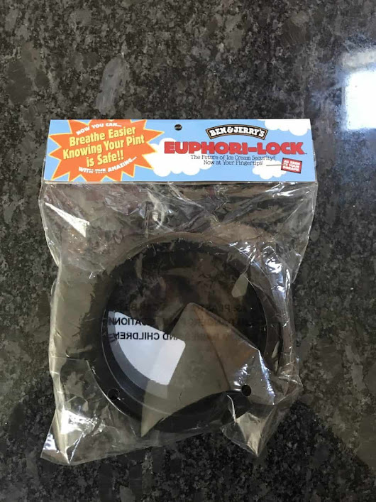 Ben And Jerry's Ice Cream Lock Review - MCMROSE