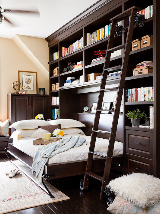 Space-Saving Murphy Beds Are Back