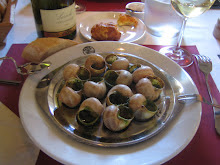 Escargots in Chablis with Chablis