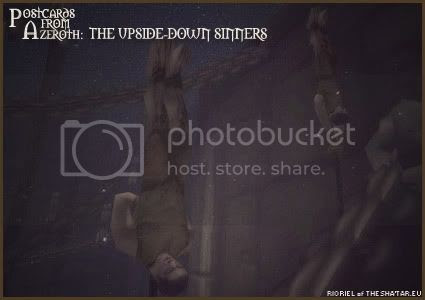 Postcards of Azeroth: The Upside-Down Sinners, by Rioriel of theshatar.eu