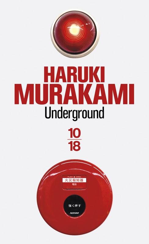 Couverture Underground