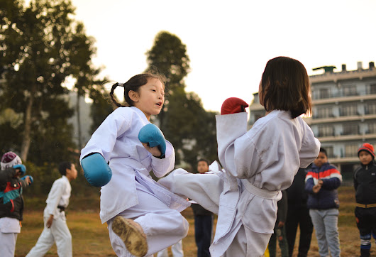 Raising Empowered Daughters with Martial Arts