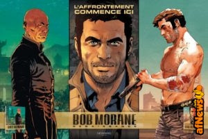 Bob Morane: gli sceneggiatori contano, ma a volte si fa senza