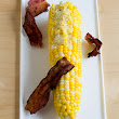 Bacon Fat Drizzled Corn on the Cob (With a Side of Bacon) | Feeding Ethan