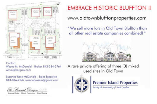 Embrace Old Town Bluffton - Real Estate - Old Town Bluffton Properties
