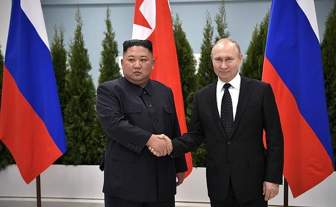 Negoziati russo-nordcoreani