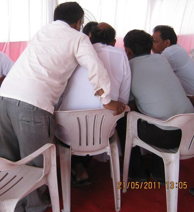 Anandgram Talegaon Dhamdhere receives huge response! a Group of Property buyers