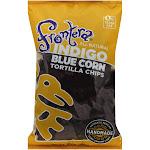 Frontera Blue Corn Tortilla Chips - 10oz/12pk