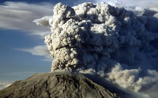 Where were you on May 18, 1980? Mount St. Helens was blowing its top